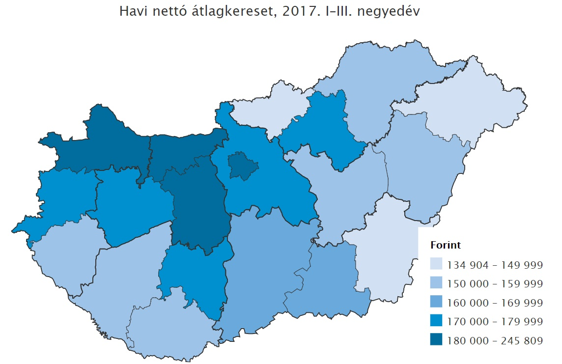 A hivatalos statisztika: Állami Foglalkoztatási Szolgálat