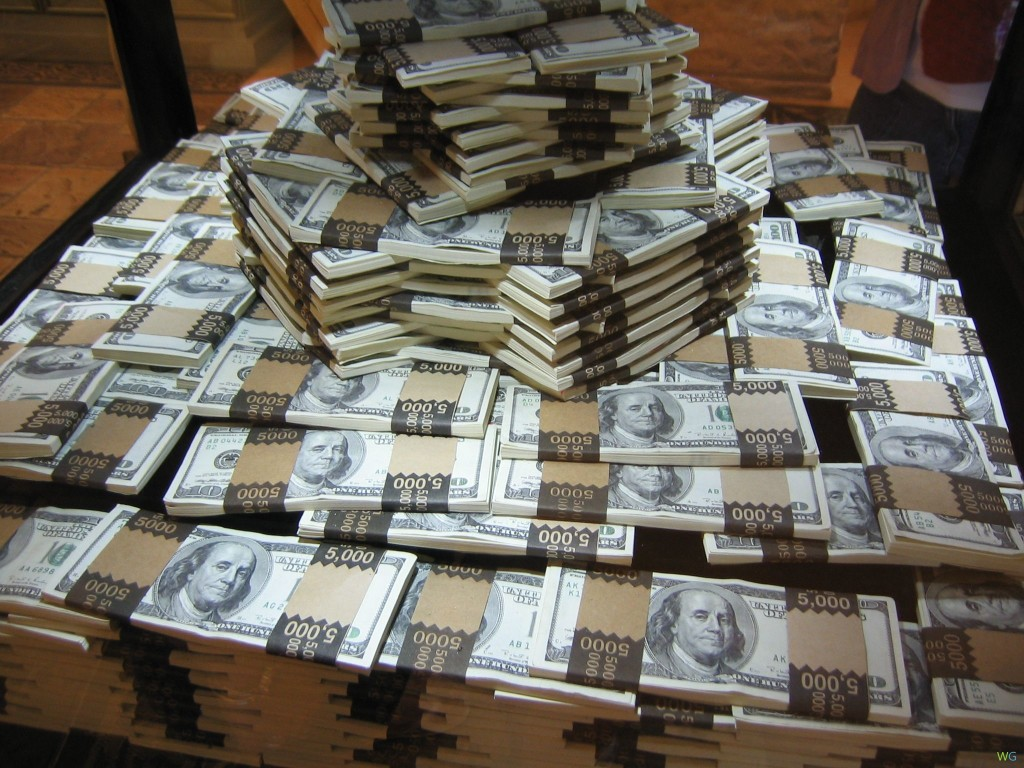 hogyan lehet pénzt keresni millió dollárral
