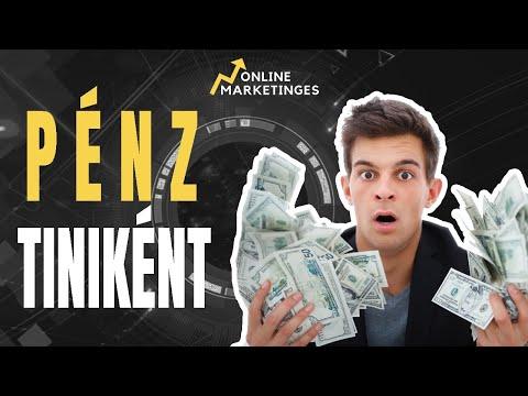 jövedelmező pénzt keresni