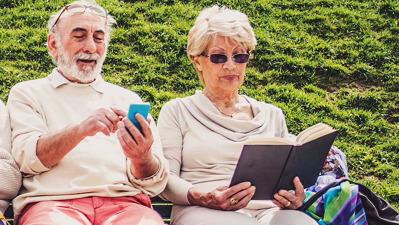 kereset az internetes nyugdíjasok számára