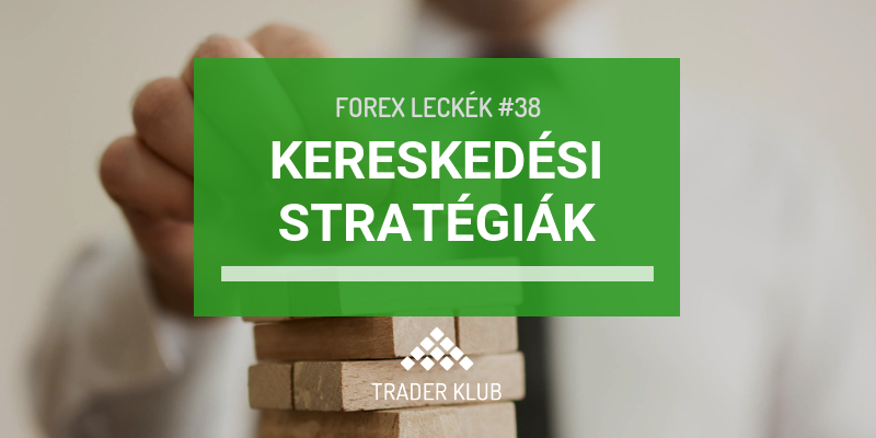 Forex kereskedési stratégia, technika kialakítása 9 lépésben