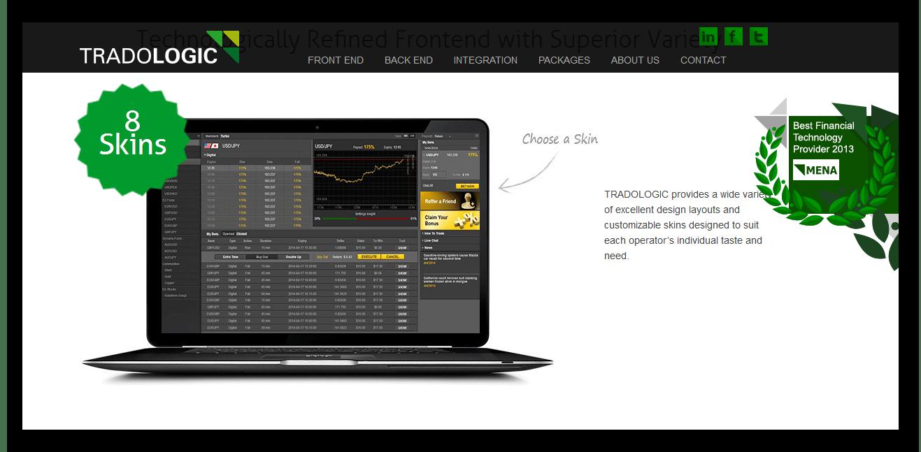 vanília opciók kereskedési platform