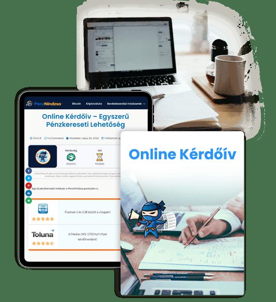 pénzt keresni online leírások