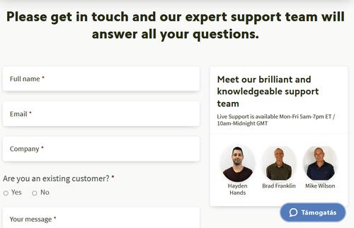 legjobb lehetőségek weboldal