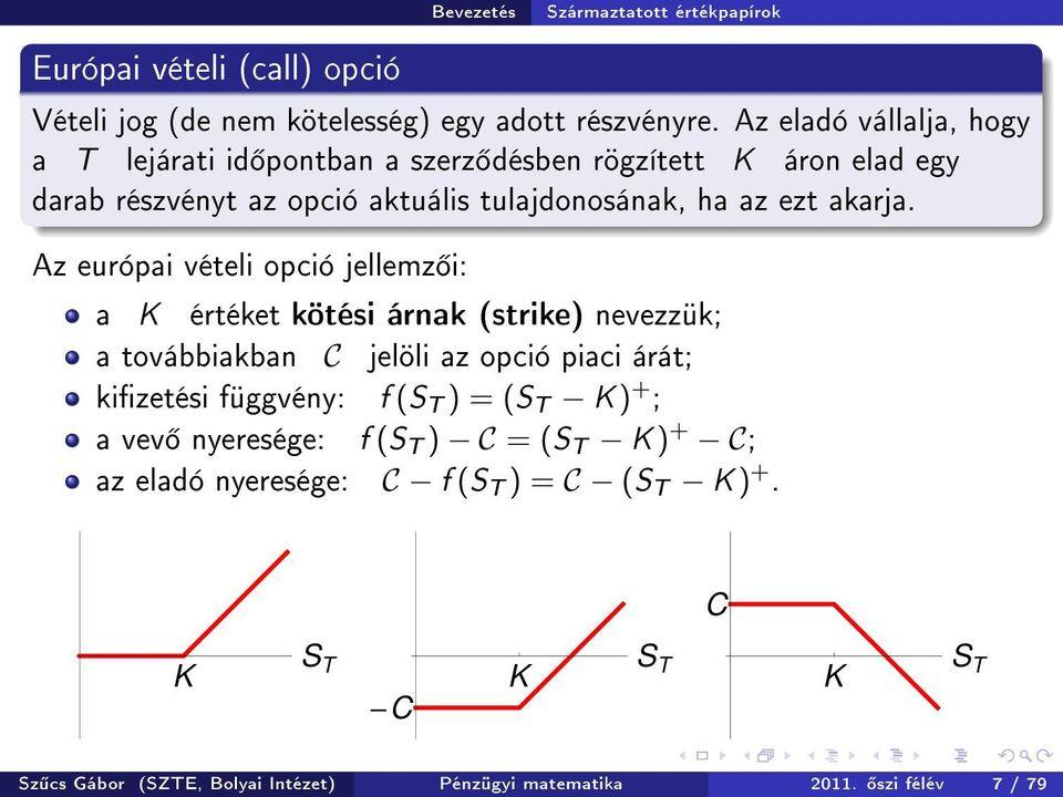 bináris opciók matematikai valószínűsége