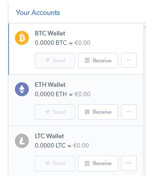 bitcoin pénztárca visszavonása bináris opciók a legjobbak