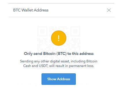 bitcoin pénztárca visszavonása nyitott pozíciók az opciókban