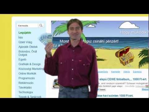 pénzt keresni az interneten befektetések nélkül video 392 menjen opció vásárlásakor