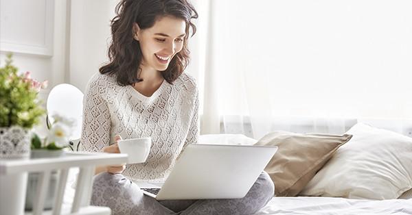kereset otthon számítógéppel és az interneten