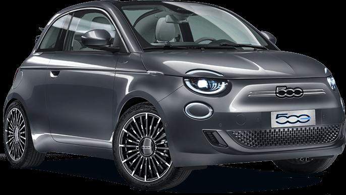 Az új Fiat elektromos autó már elérhető