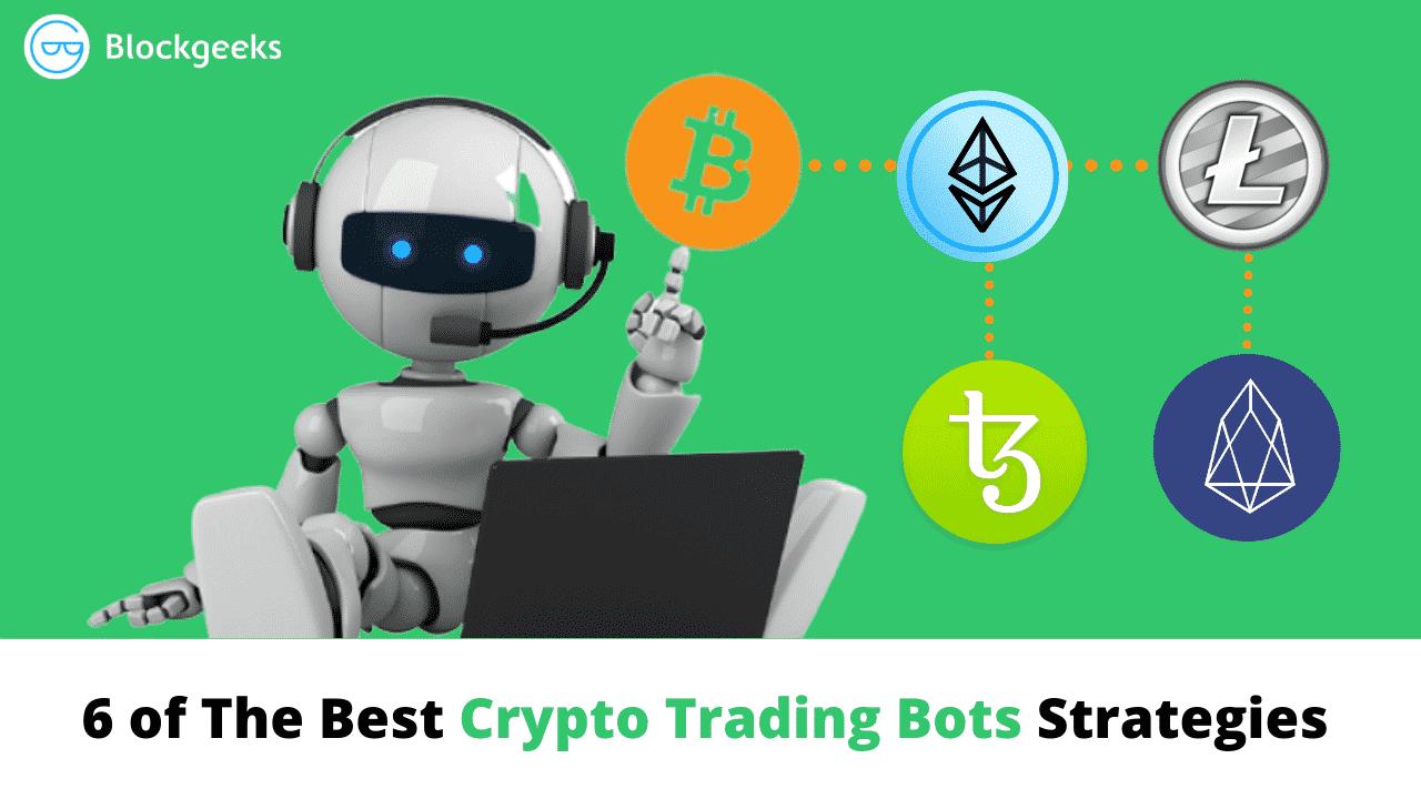 Bitcoin trading botmunkák