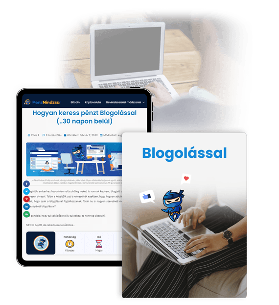 pénzt keresni online tanfolyam
