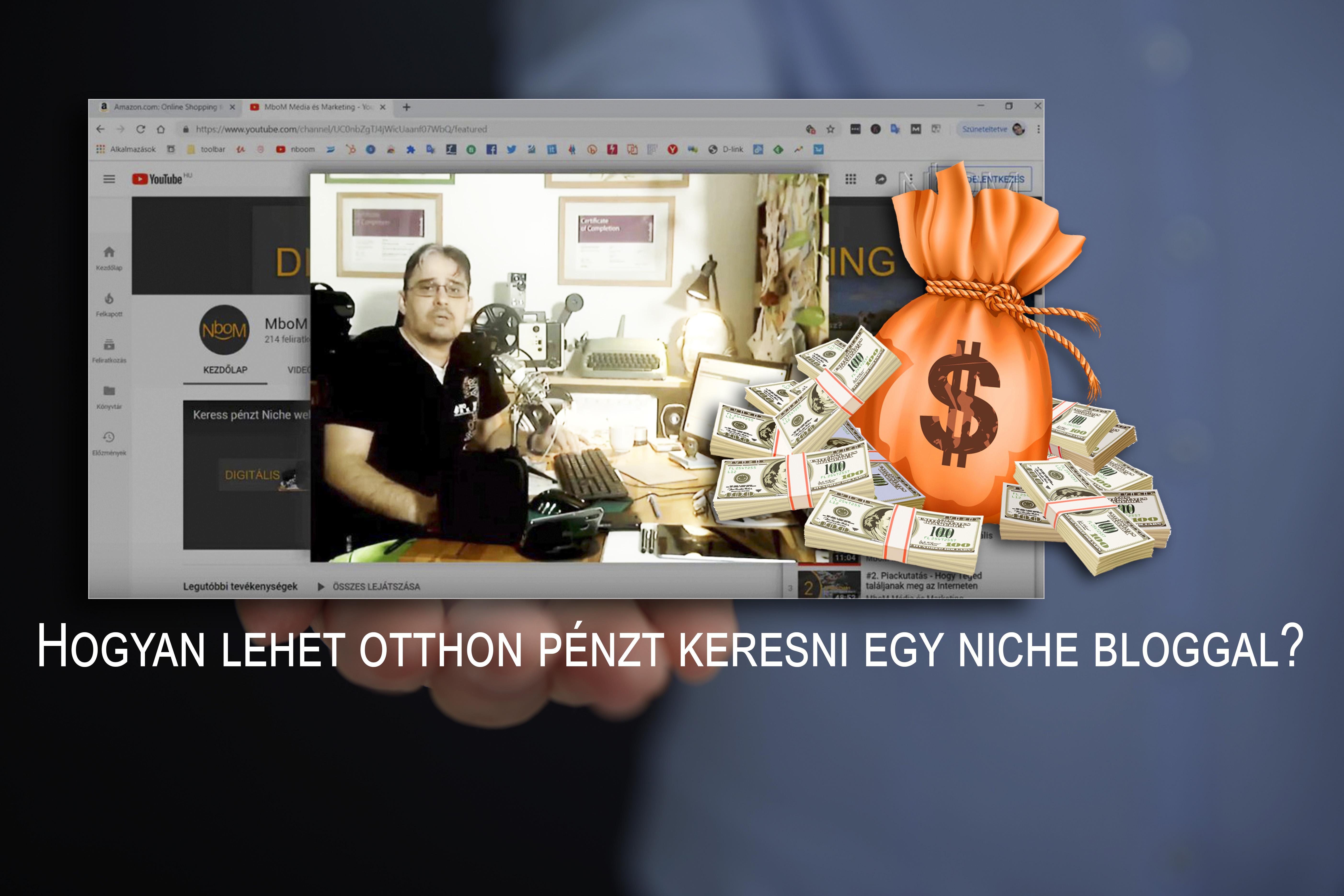 hogyan lehet pénzt keresni az interneten és mire