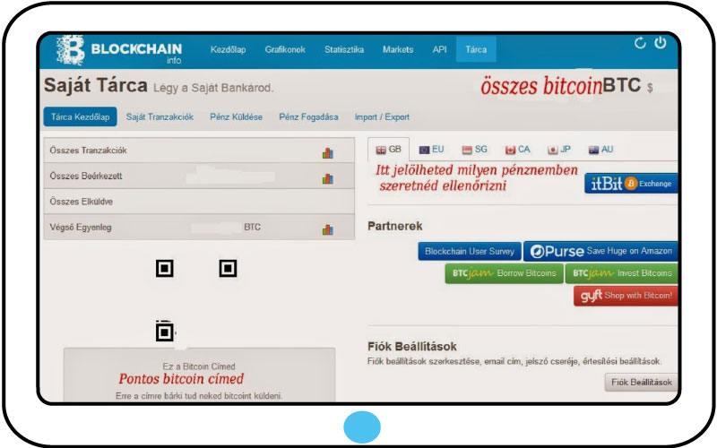 egy webhely, ahol pénzt lehet keresni bitcoinnal