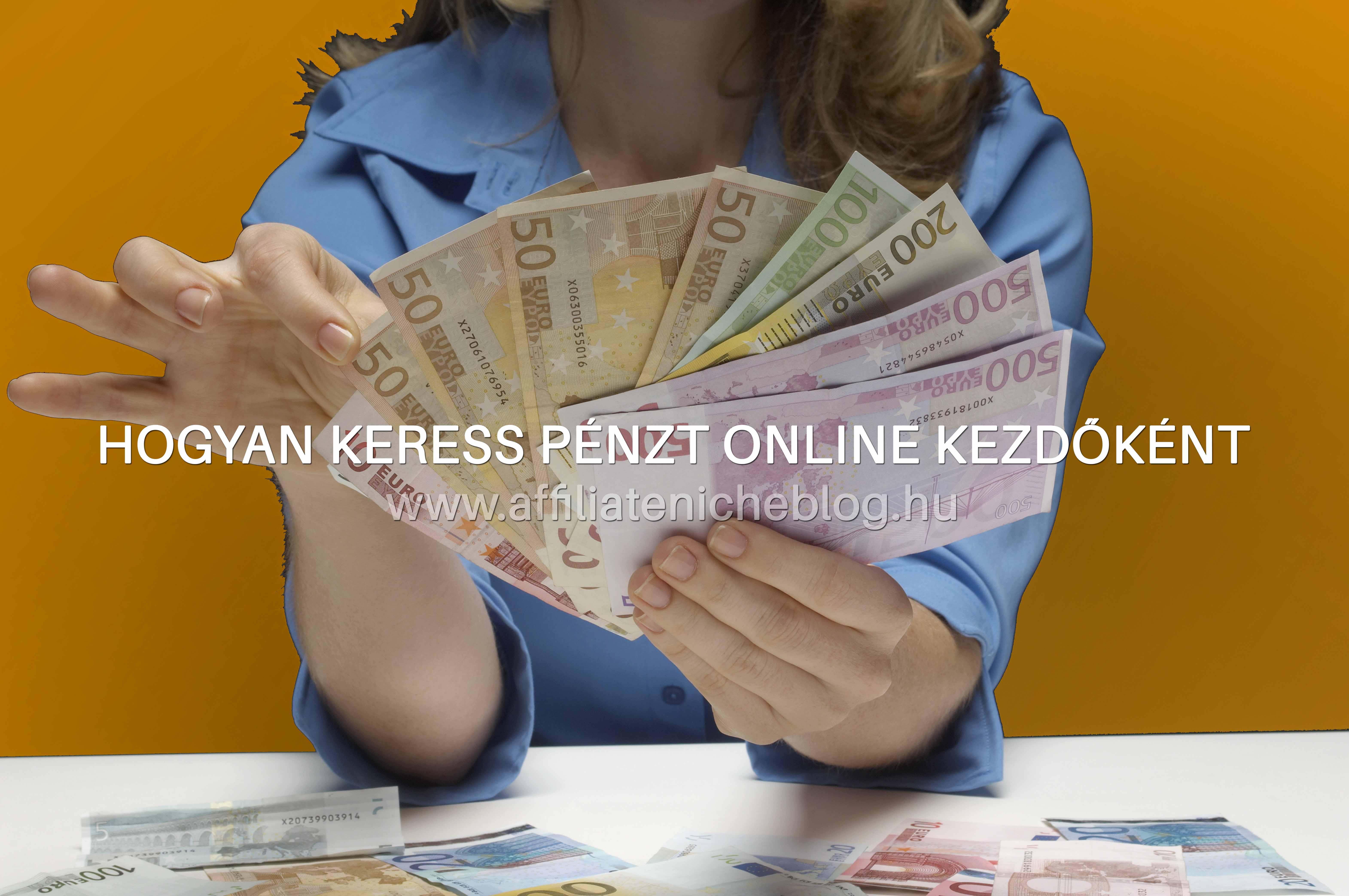 milyen gyorsan lehet pénzt keresni az interneten