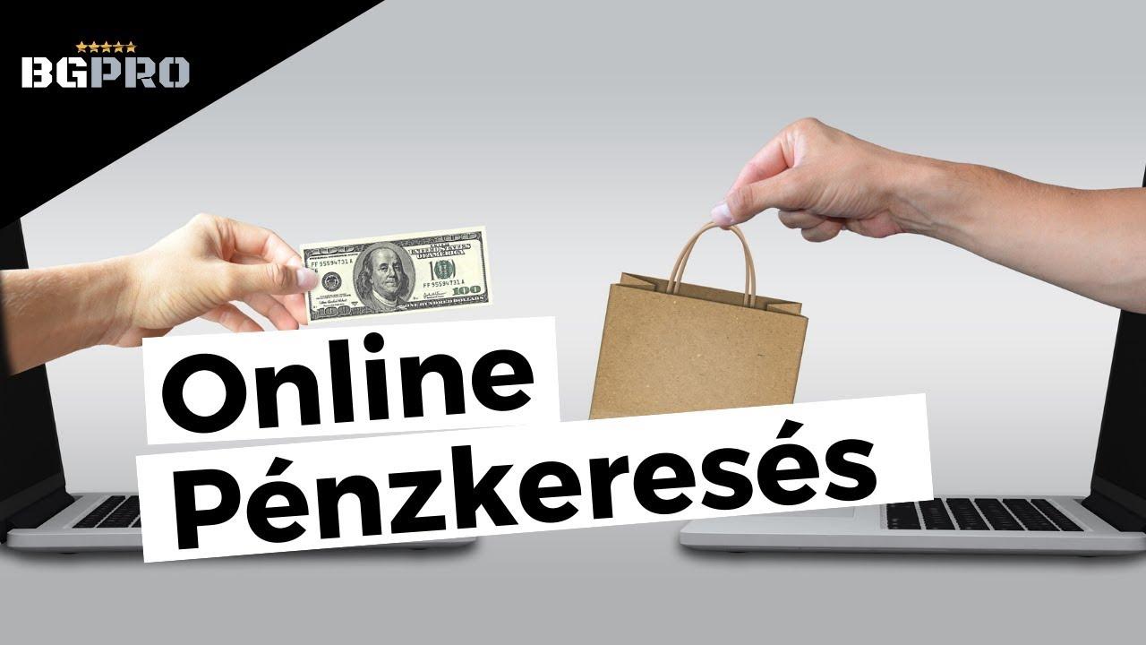 Hogyan lehet pénzt keresni interneten - vargaspecial.hu