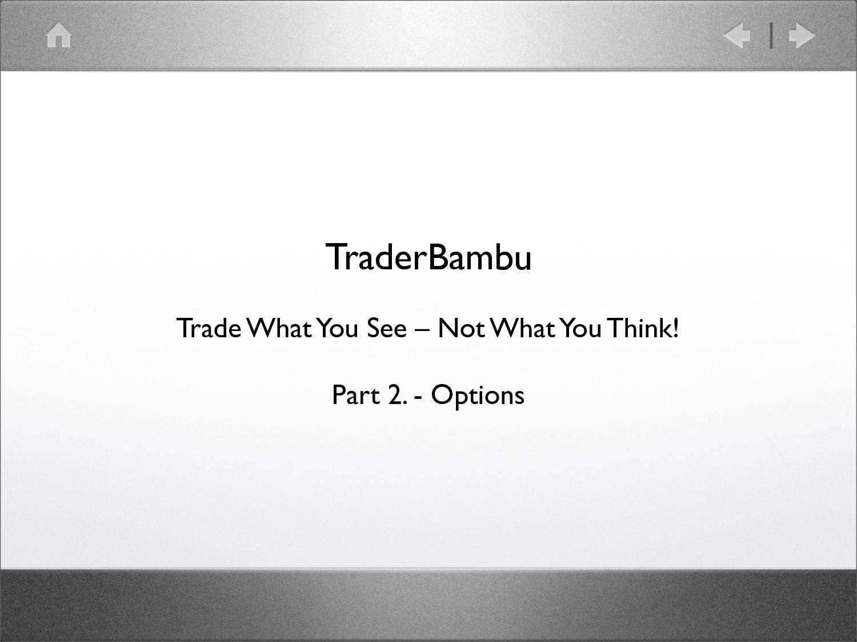 Előreszaladtam - mégis mi határozza meg a részvény árát? - Opciós Tőzsdei Kereskedés