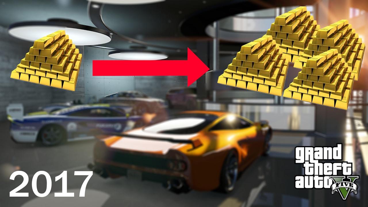 GTA 5 - Így legyen végtelen pénzed!