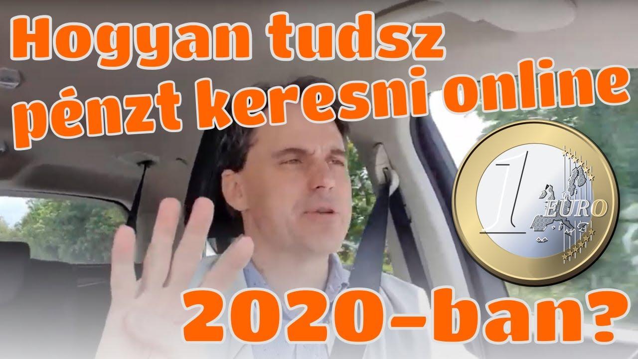 pénzt keresni online kezdőknek 2020