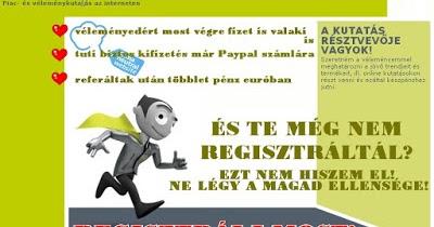kereset az interneten regisztráció és befektetések nélkül
