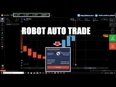 Binary Robot. Hogyan lehet pénzt a lehetőségek?
