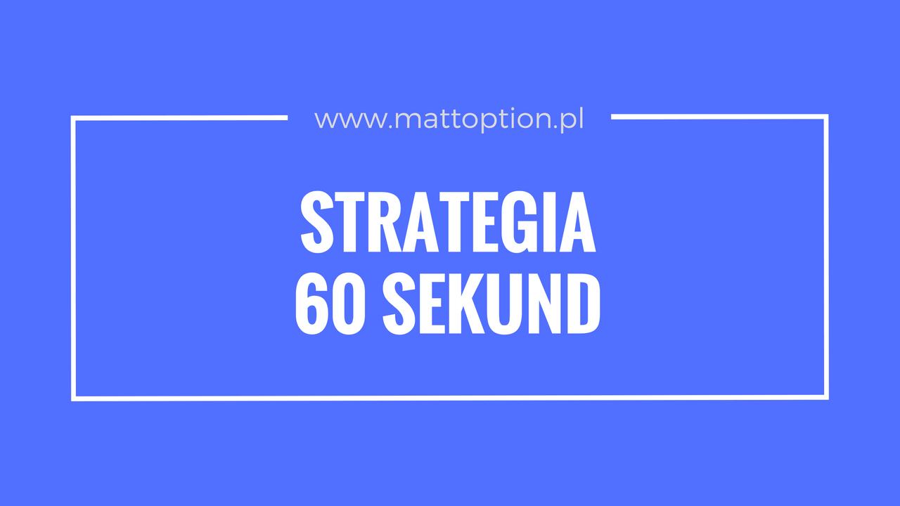 Binary Options: egy egyszerű stratégia 60 másodperc | vargaspecial.hu
